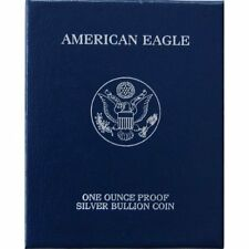 2004 Ameican Eagle Silver Dollar Proof Coin