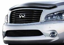 New OEM Infiniti QX56 Midnight Black Grille 2011-2013
