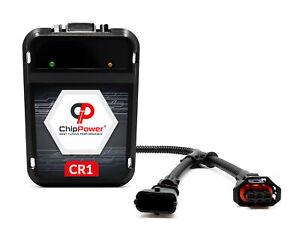 AU Power Box for Isuzu D-Max Mk2 II (RT) 3.0 D CRDi 177 HP Chip Diesel CR1