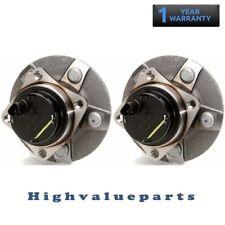 2 Rear Wheel Bearing &Hub for Pontiac Vibe Toyota Corolla Matrix Prius 512217