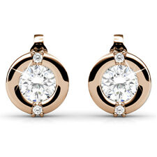 MILLIONAIRE CIRCLE STUD EARRINGS FT. CRYSTALS FROM SWAROVSKI KCE865RG