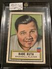Hottest Babe Ruth Cards on eBay 50