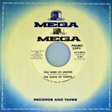 """7"""" THE SHAPE OF THINGS You've Got To Make It MEGA Psychedelic-Rock USA 1970"""