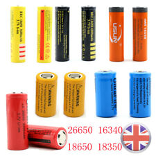 18650 26650 18350 16340 BRC Protegido Recargable Li-ion Batería de células de litio