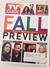 Tv Guide Magazine Bionic Woman Gossip Girl September 10-16 2007 022317NONRH