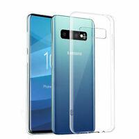 Schutzhülle für Samsung Galaxy S10 SM-G973 Slim Case Silikon Cover Tasche Etui