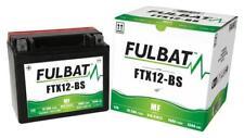AEON Cobra 220/320/350, AGM,MF Fulbat Batterie FTX12-BS DIN51012