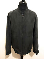 Daniel Hechter Paris Vintage '80 Men's Jacket Silk Silk Man Jacket Sz. Xl - 52