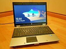 PORTATIL HP Elitebook 8440 / Intel core i5 / 250 gb de disco / 4 gb de ram