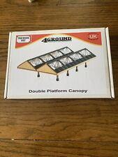 4Ground O Gauge Double Platform Canopy