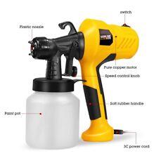 Electric Handheld Spray Gun Paint Sprayers High Power Home Electric Airbrush