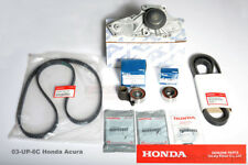 Genuine / OEM For Honda Accord Year 2006 3.0L V6 Timing Belt & Water Pump Kit