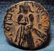 Unidentified / Unknown Islamic, Arab-Byzantine 'Abd al-Malik. Æ Fals. Umayyad.