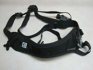 BlackRapid Breathe Curve Camera Strap - never used + wrist strap.