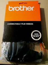 Brother ~ Correctable 1030 Black ~  Typewriter Ribbon ~ New in Box