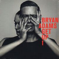 BRYAN ADAMS Get Up (2015) 13-track vinyl LP album NEW/SEALED