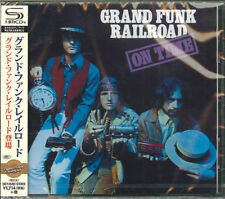 GRAND FUNK RAILROAD-ON TIME-JAPAN SHM-CD BONUS TRACK D50