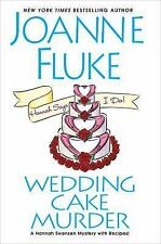 Wedding Cake Murder (A Hannah Swensen Mystery with Recipes)-ExLibrary