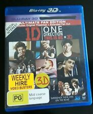 1D : One Direction This is Us. (3D-BLU-RAY) 2013 Region 4