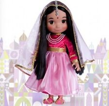 "Disney Store ""Its A Small World""Animator's Signing Dolls India Namaste!"