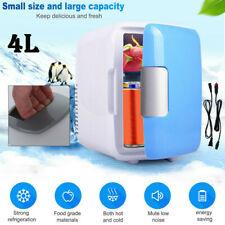 Mini Fridge Small Refrigerator Freezer 4L Single Door Compact Travel Home/Office