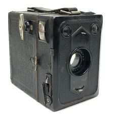 • Zeiss Ikon Box-Tengor 6x9 Medium Format Box Camera