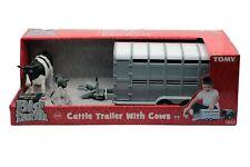 Britains Traktor Anhänger Kühe 42709  Big Farm Cattle Trailer Bauernhof