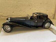 Franklin Mint 1930 Bugatti Royale Coupe Napoleon 1:24 Scale defect