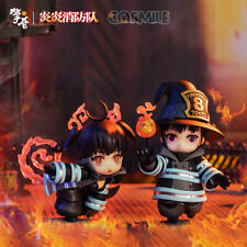 Enen no Fire Force Original Tamaki Kotatsu Maki Oze PVC Figure Doll Toy Sa QC