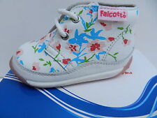 Naturino Falcotto 936 Chaussures Fille 22 Bootie Enfant Baskets Flowers Neuf UK5