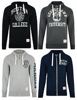 American Freshman Hooded Sweatshirts New Mens Fleece Hoodie Casual Fit Sweat Top