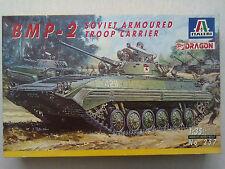 Italeri 257 Soviet Armoured Troop Carrier BMP-2 1:35 Neu / Kombiversand möglich