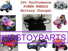 NEW! 24V Volt Battery Charger If You Are Making Your Power Wheels Battery Pack