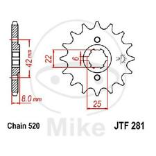 Koyo Ritzel 13Z Teilung 520 grobverzahnt 6 Innendurchmesser 22/25 JTF281.13