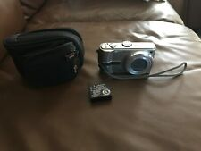 Panasonic LUMIX DMC-TZ3 7.2MP Digital Camera - Silver -
