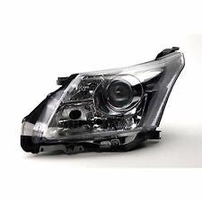 TOYOTA AVENSIS MK3 2009-> HEADLIGHT HEADLAMP PASSENGER SIDE LEFT
