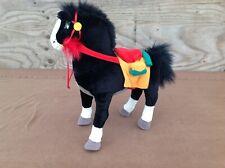 Disney Khan Mulan Horse Plush Toy - 17'' H