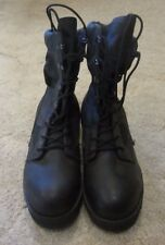 Belleville 220 TRP ST  Hot Weather Steel Toe Boot Size 5.5 R  Black NEW