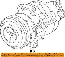 GM OEM-A/c Compressor 94517800