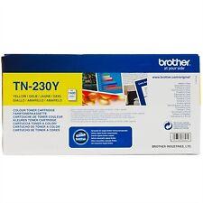Tóner original Brother Tn-230y amarillo
