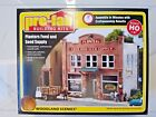 Woodland Scenics 1/87 HO Scale Planters Feed & Seed Supply Kit Item PF 5181 F/S