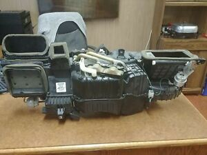 1994-1997 DODGE RAM HEATER CORE HVAC BLOWER BOX CABLE ACCUATED OEM