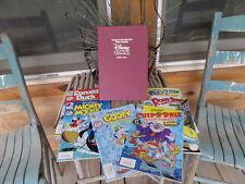 Collector's Edition Disney Comics 1990 Box Set - 6 Books