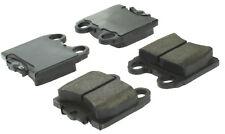 Disc Brake Pad Set Rear Centric 106.07710