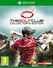 The Golf Club Collector's Edition XBOX ONE IT IMPORT RAVENSCOURT