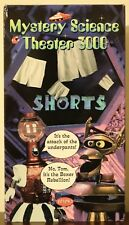 Mystery Science Theater 3000 -Shorts (VHS, 1998)