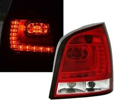 Feux arrière DEL Set Taillights pour VW Polo 9N3 rouge blanc (compatible avec RHD également)