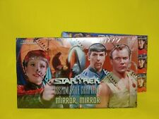 Star Trek CCG Mirror Mirror Booster Box with 30 Boosters Packs Brand New SEALED