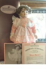 "Ashton Drake Galleries Lia Di Leo ""Look At Me"" Rose Marie 13.5"" Porcelain Doll"