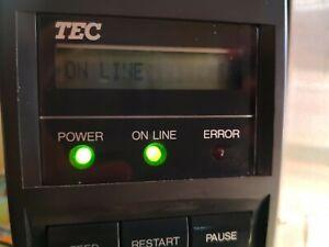 Toshiba TEC B-472-QP B472 Thermal Ribbon Label / Barcode Printer B-472